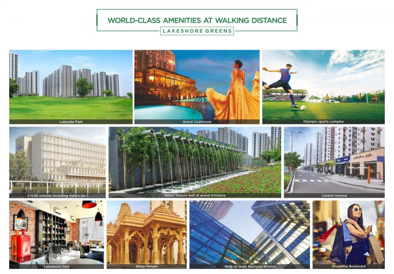 1,2 & 3 Bhk for sale in palava city