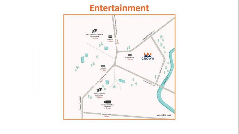 Lodha group 1Bhk Thane starting @49.9lakhs* majiwada offers you crown world-class amenities