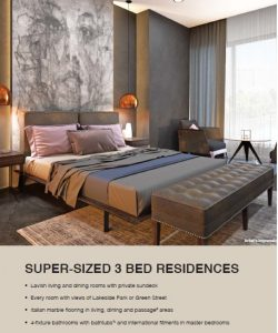 Super sized 3 bed residences in lodha serenity palava