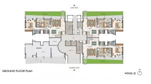 1,2& 3 bhk flats for sale in lodha palava