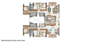 1,2& 3 bhk flats for sale in lodha serenity palava