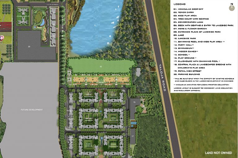 1,2 & 3 bhk flats for sale in palava