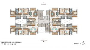 1,2& 3 bhk flats for sale in serenity palava