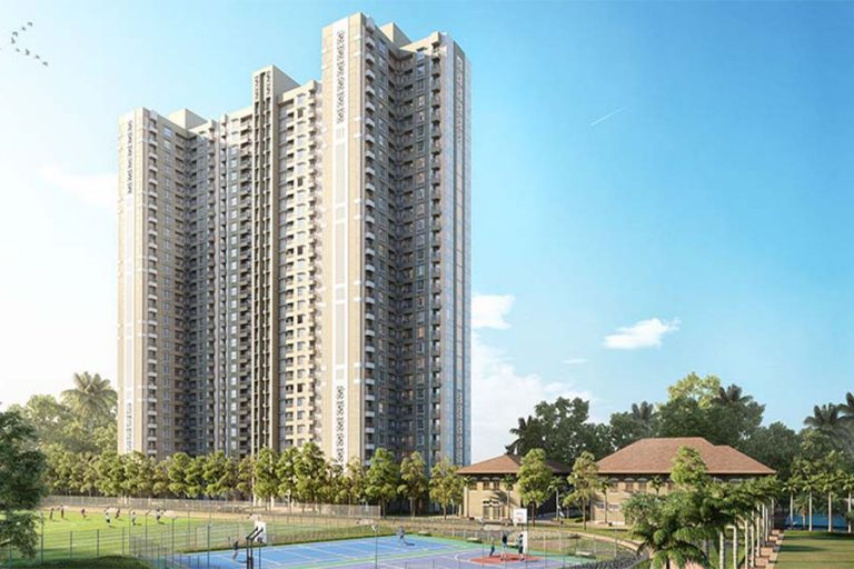 1 bhK in thane